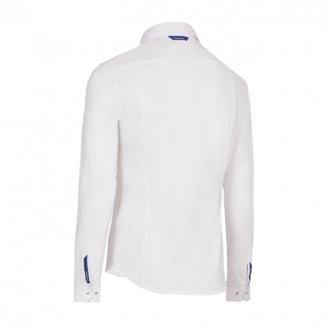 Georges Men's Competition Shirt - White Image 3