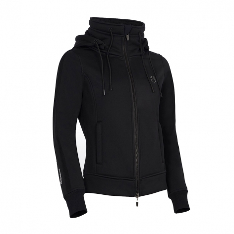 Samshield Black Softshell Jacket