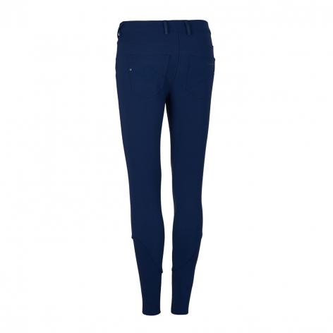 Mila Knee Grip Breeches - Blue Image 3