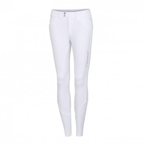 Samshield White Mila Breeches