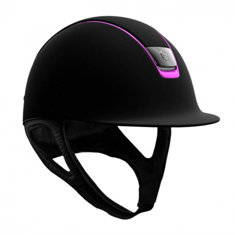 Samshield Black and Pink Hat