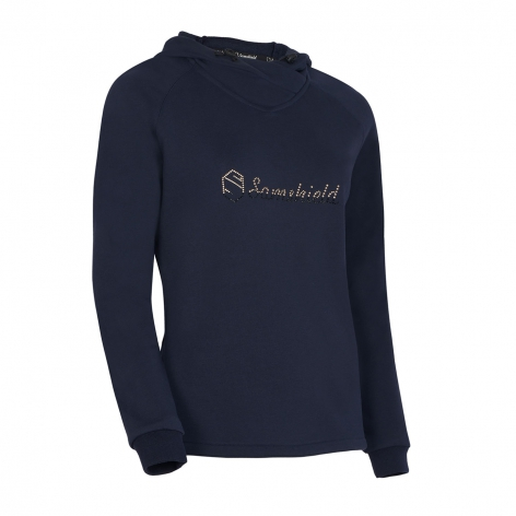 Samshield Navy Hooded Sweatshirt