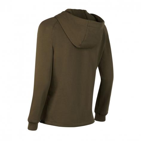Lilly Hooded Sweatshirt - Khaki Image 3