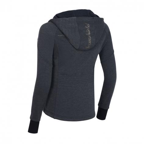 Stella Hooded Fleece Sweatshirt - Navy Image 3