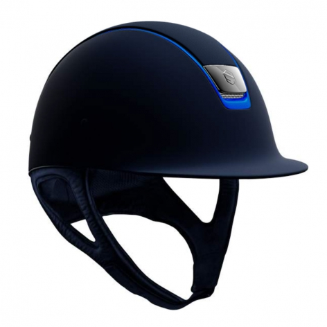 Samshield Blue Riding Hat