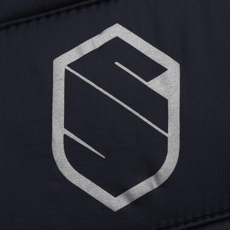 Gstaad Men's Gilet - Navy Image 4