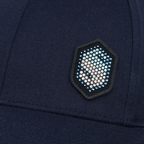 Sadie Swarovski Crystal Cap Image 4