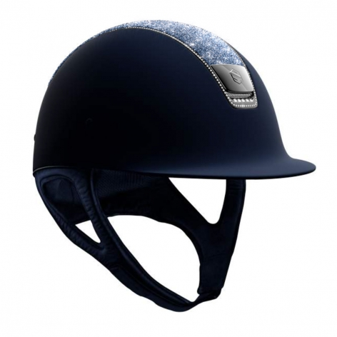 Sparkling Samshield Riding Hat