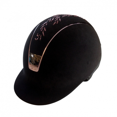 Samshield Pink Riding Hat