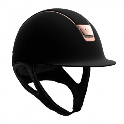 Samshield Rose Gold Riding Hat