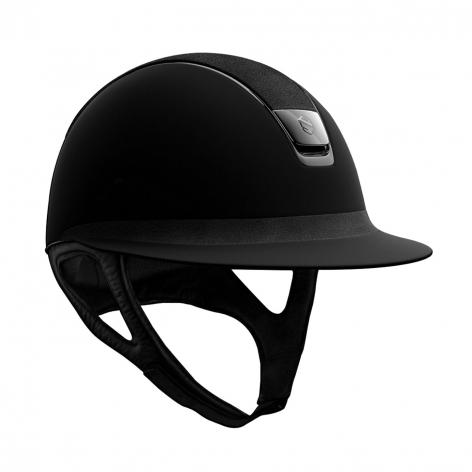 Miss Shield Black Riding Hat