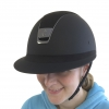 Samshield Black Riding Hat