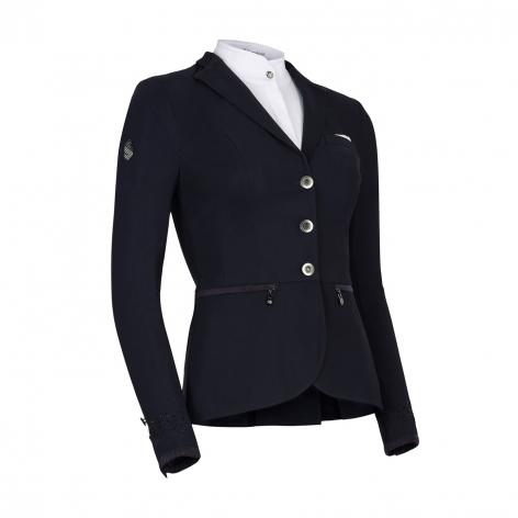 Victorine Show Jacket - Navy Image 3