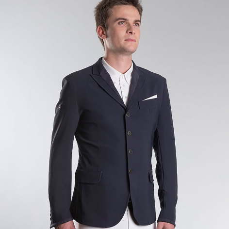 Louis Men's Show Jacket - Navy