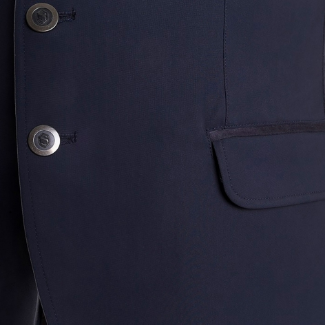 Louis Men's Show Jacket - Navy Image 4