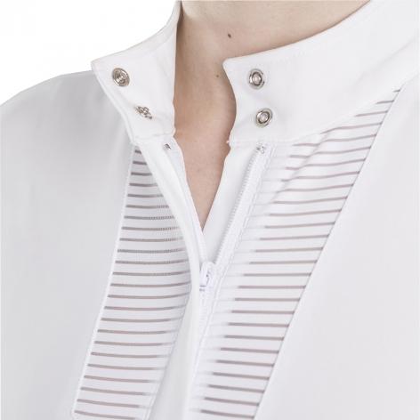Apolline Show Shirt - White Image 4