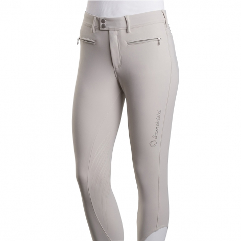 Samshield Beige Competition Breeches