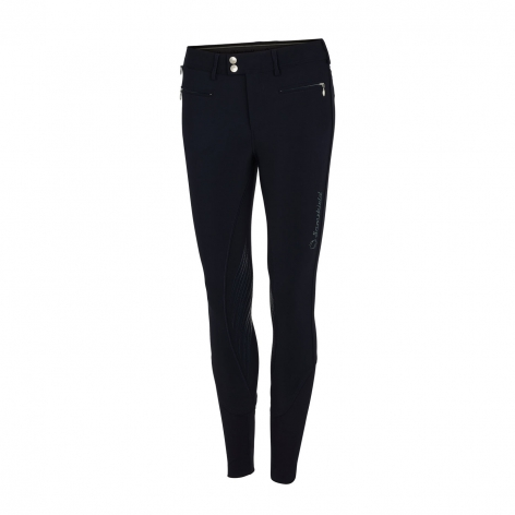 Adele Breeches - Navy Image 2