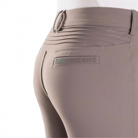 Adele Breeches - Taupe Image 3