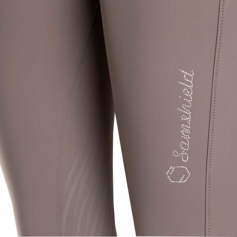 Adele Breeches - Taupe Image 4