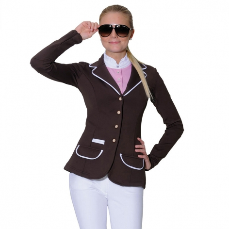 Brown Show Jacket