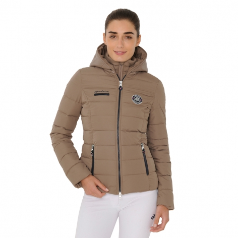 Spooks Beige Penny Jacket