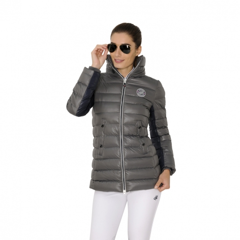 Spooks Grey Valentina Jacket