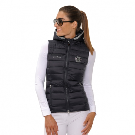 Spooks Navy Lilly Gilet