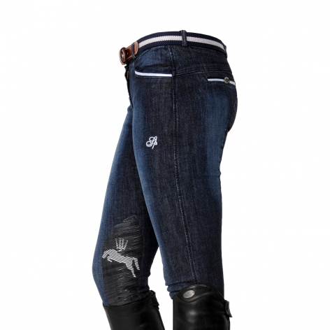 Spooks Denim Breeches