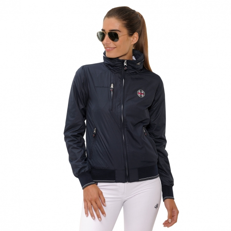 Spooks Navy Cleo Jacket