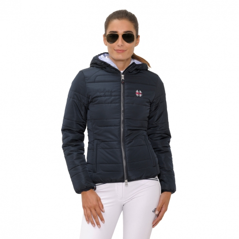 Spooks Navy Lola Jacket