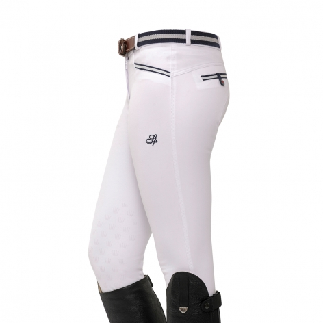 Spooks White Competition Breeches