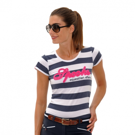 Spooks Striped T-Shirt