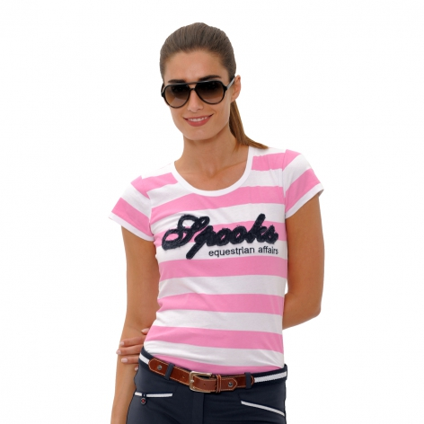 Spooks Pink T-Shirt