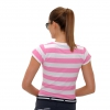 Striped Equestrian T-Shirt