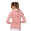 Spooks Pink Hooded Jacket