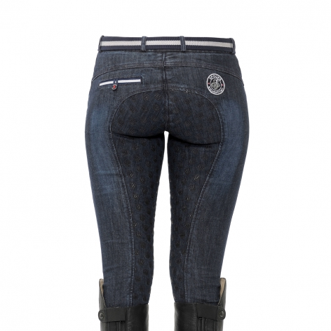 Spooks Denim Full Seat Breeches
