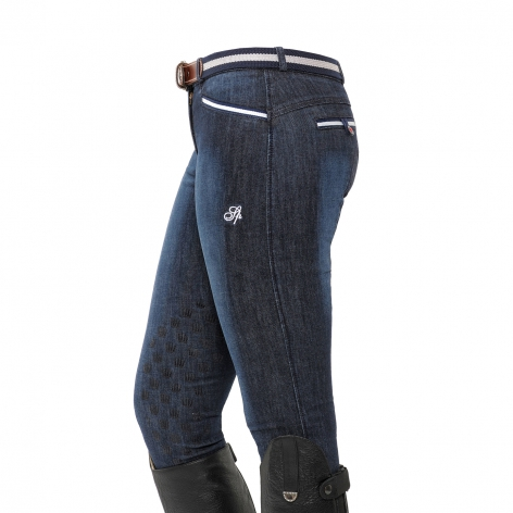 Spooks Denim Riding Breeches