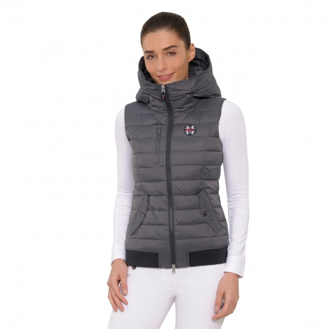 Spooks Grey Jana Gilet