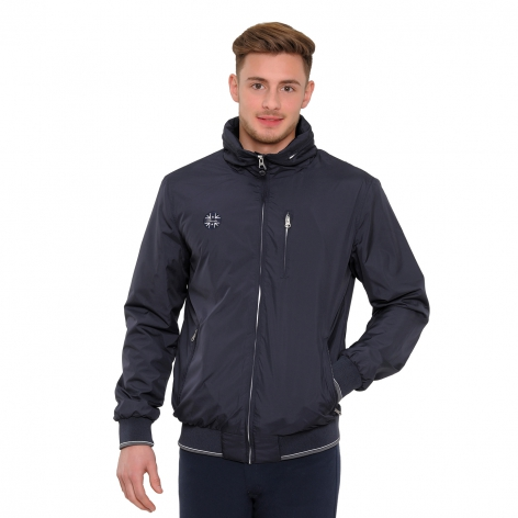 Spooks Navy Theo Jacket