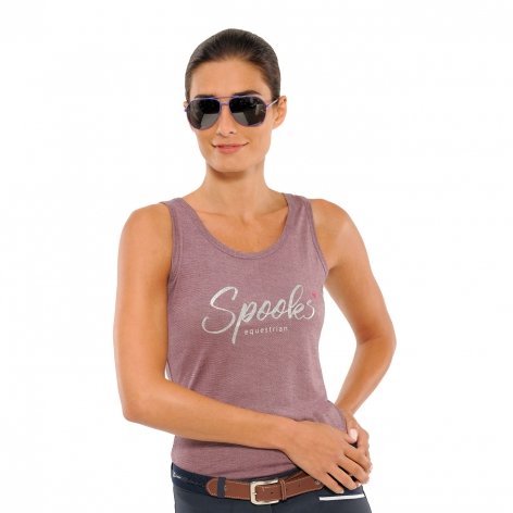 Spooks Equestrian Vest Top