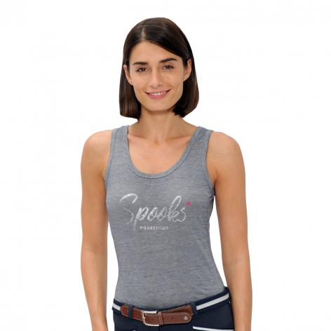 Spooks Equestrian Grey Top