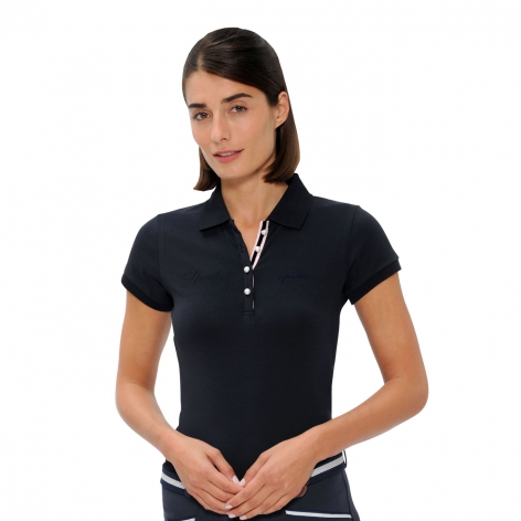 Spooks Navy Polo Shirt