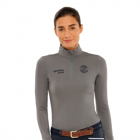 Grey Spooks Baselayer