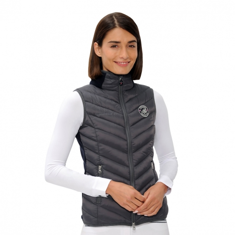 Spooks Grey Katrin Gilet