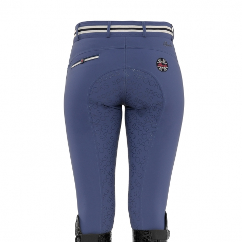 Blue Spooks Breeches