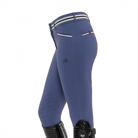 Blue Spooks Riding Breeches
