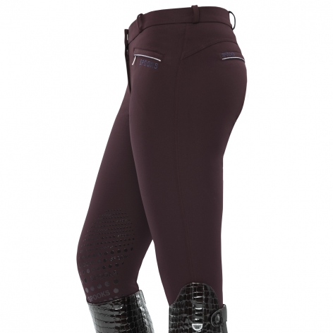 Burgundy Spooks Breeches