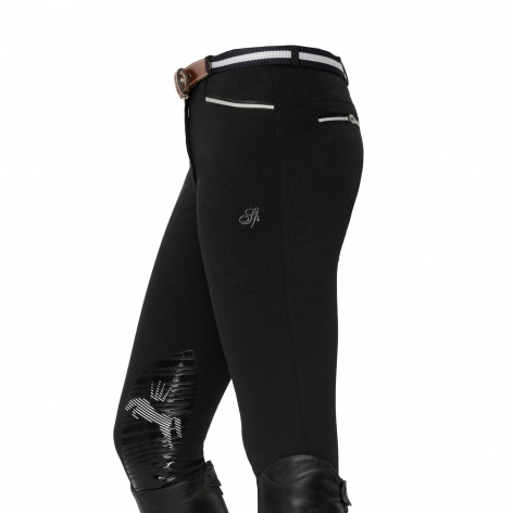 Spooks Black Ricarda Breeches