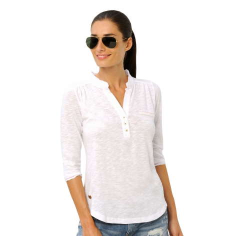 Spooks Mirja White Shirt